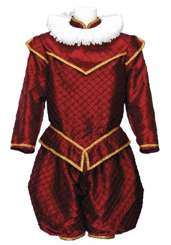 16th Century King Costume
