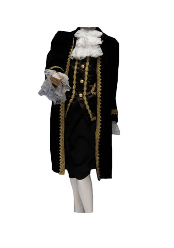 Thomas Jefferson, Beethoven,  Mozart or Colonial Boy Costume