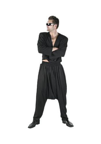 MC Hammer Costume 80's Rapper