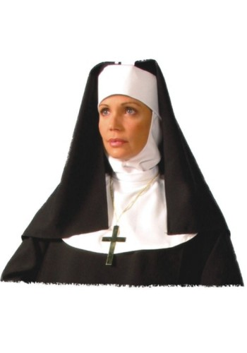 Deluxe 3 Piece Nun Set
