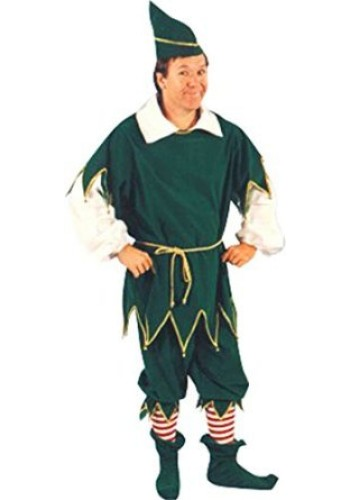 Santa's Little Helper Elf Costume