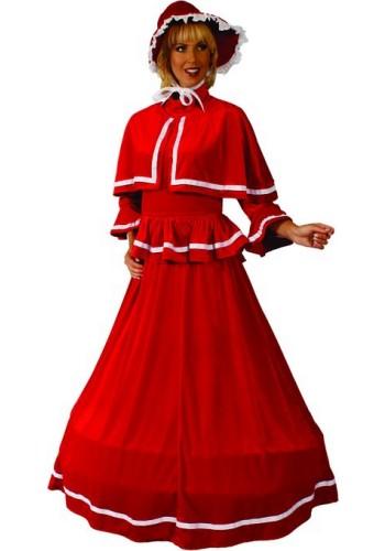 Dickens Christmas Caroler Dress