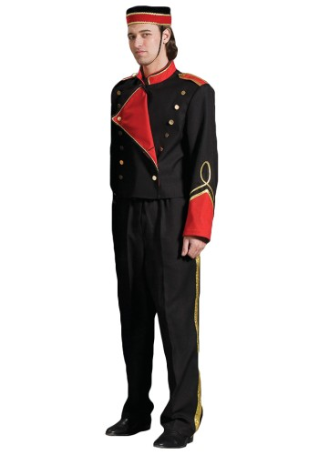 Usher / Bell Boy Costume - Bell Boy Costumes, Bellboy Costume, Usher Costume, Theater Usher Costume, Movie Usher Costume