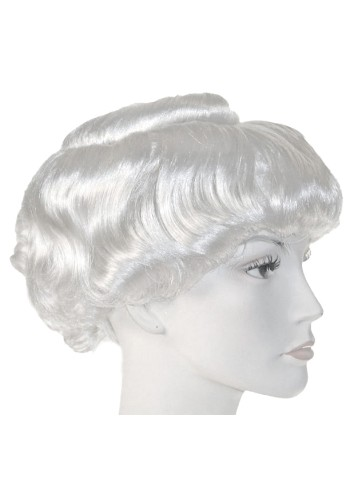 Martha Washington Wig