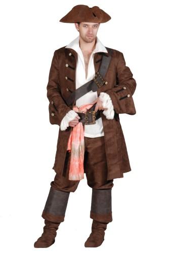 Buccaneer Pirate Costume - Pirate Costume, Adult Pirate Costume, Pirate Halloween Costume, Pirates Costumes