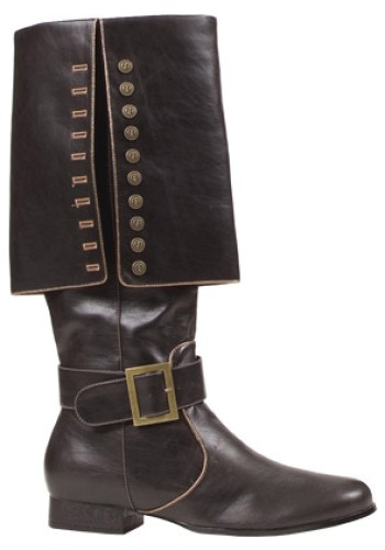 Pirate Captain's Boot - Black