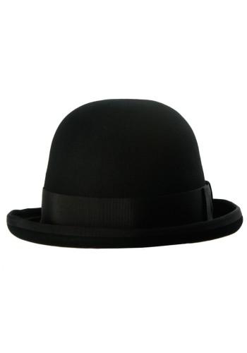 Bowler Hat Wool Felt - Front