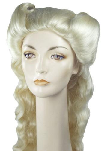 Deluxe Evita Wig