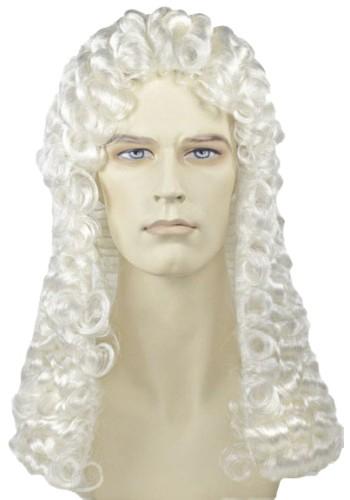 Deluxe Judge Wig