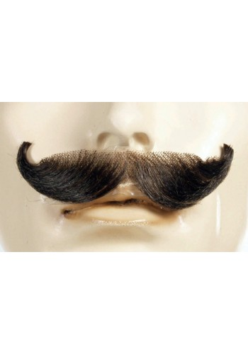 English Mustache - Synthetic