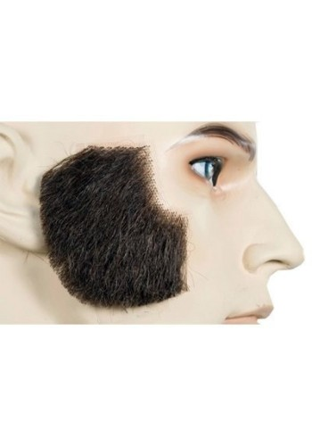 Human Hair Muttonchops