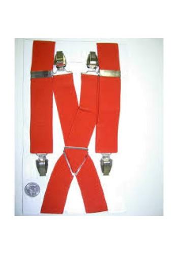 Wide Gangster Suspenders