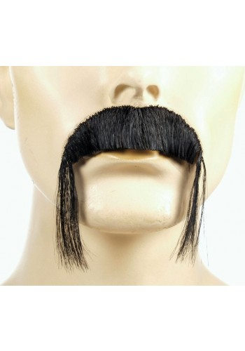 Fu Manchu Moustache - Synthetic