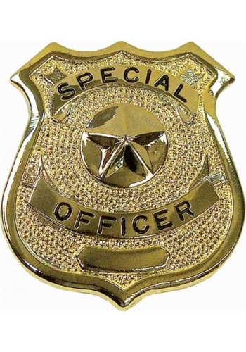 Special Officer Police Badge