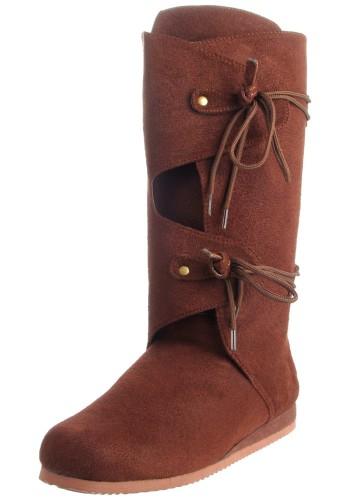 Men's Renaissance Side Lace Boot - Brown