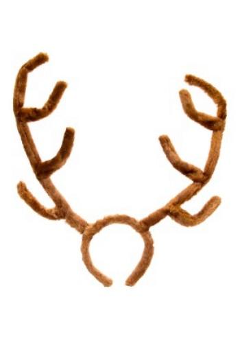 Plush Reindeer Antlers