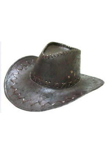 Cowboy Hat, Dark Brown