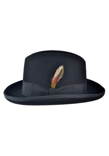 Wool Felt Godfather Hat