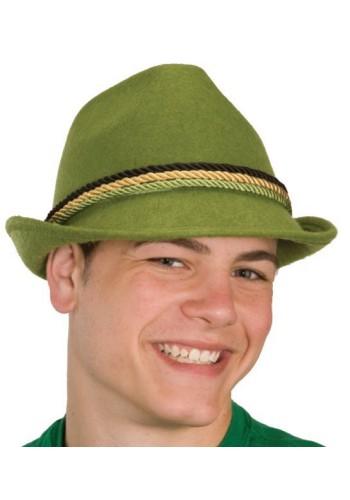 Alpine / Tyrolean Hat