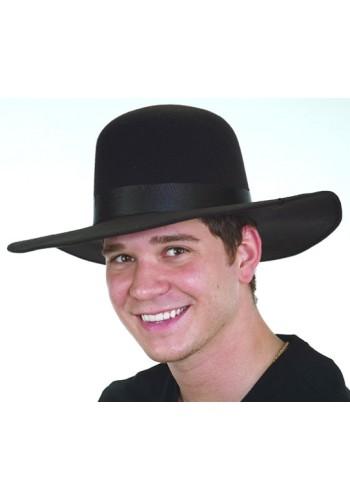 Amish Hat - Deluxe Felt