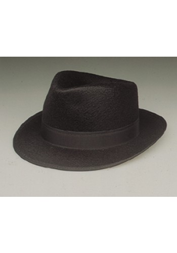 Blues Brothers Hat Permalux Fedora