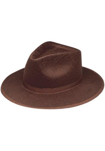 Permalux Raider Hat Brown