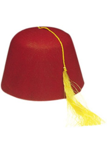 Permafelt Fez Hat