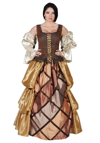 Pirate Wench Costume - Pirate Costume, Wench Costume, Womens Pirate Costume