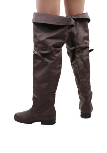 Knee or Thigh High Leather Boots