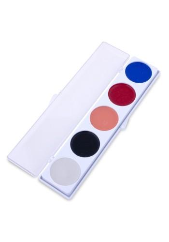 5 Color Color Clown Palette w/Auguste
