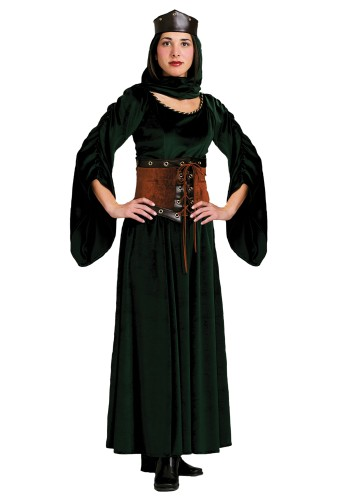 Maid Marion Costume - Deluxe - Maid Marion Dress, Medieval Costumes, Medieval Costume, Medieval Dress, Medieval Clothing