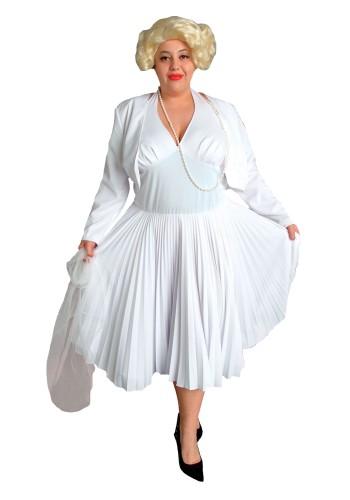 Plus Sized Marilyn Monroe