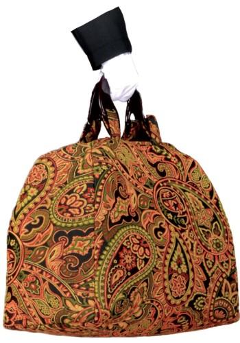 Nanny Poppins Carpet Bag