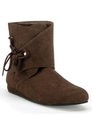 Men's Medieval Shoe - Brown