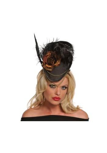 Mini Steampunk Pirate Hat