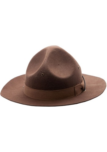 Mountie Smokey Bear Hat - Military Hats, Forest Ranger Hat, Mountie Hat, Canadian Mountie