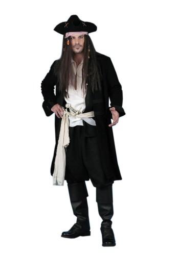 Caribbean Buccaneer Costume