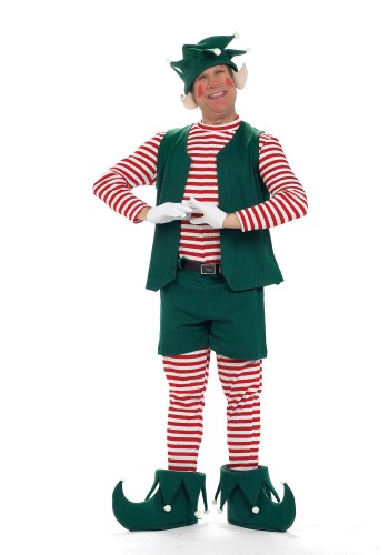 Howard the Christmas Elf Costume