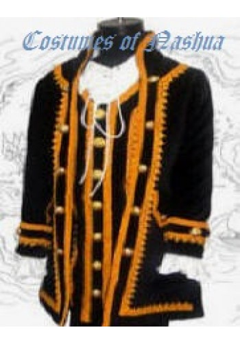 Chlid's Captain Jack Colonial Jacket