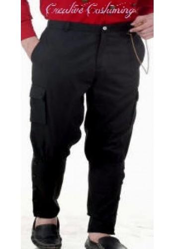 Men's Adult Steampunk Airship Pants
