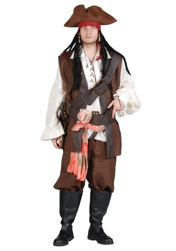 First Mate Pirate Costume