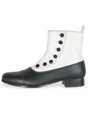 Men's Gangster or Victorian Shoe