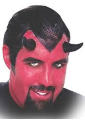 Don Post Latex Demon Horns