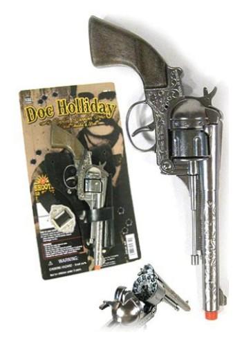 Doc Holiday Pistol & Holster Set