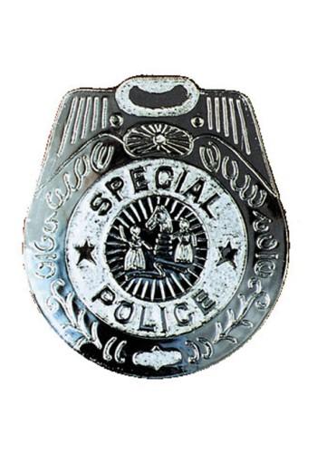 Jumbo Police Badge