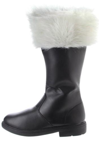 Santa Boots - Tall | Santa Boot, Santa Shoes, Santa Claus Boots, Santa's Boot
