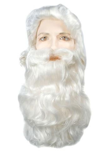 Santa Claus Wig & Beard Set CV3