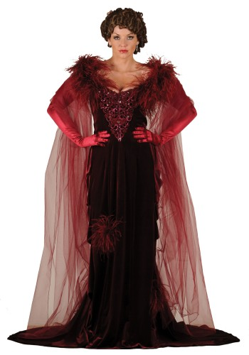 Scarlett O'Hara Garnet Gown | Southern Belle Dress, Gone With the Wind Dress