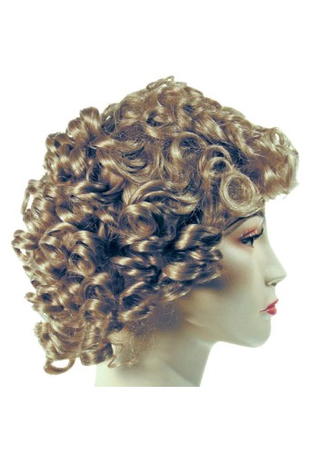 Shirley Temple Wig