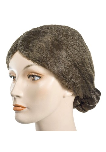 Special Bargain Old Lady Bun Wig